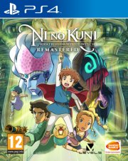 ni no kuni: wrath of the white witch - remastered - PS4