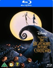 the nightmare before christmas - tim burton - Blu-Ray