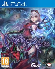 nights of azure 2 - PS4