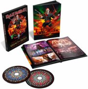 legacy iron maiden - nights of the dead - legacy of the beast, live in mexico city - deluxe edition - cd
