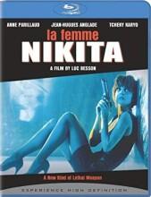 nikita / la femme nikita - 1990 - Blu-Ray