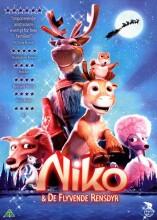 niko og de flyvende rensdyr - DVD
