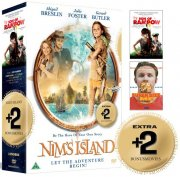 nims island // son of rambow // super size me - DVD
