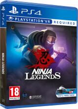 ninja legends vr - PS4