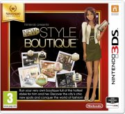 nintendo presents: new style boutique (selects) - nintendo 3ds
