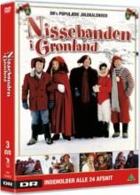 nissebanden i grønland - dr julekalender 1989 - DVD
