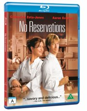no reservations - Blu-Ray