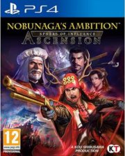 nobunaga's ambition sphere of influence - ascension - PS4