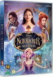 nøddeknækkeren og de fire kongeriger / the nutcracker and the four realms - disney - DVD