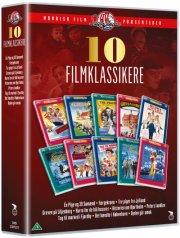 saga studio film - 10 klassikere - DVD