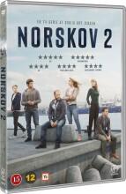 norskov - sæson 2 - tv2 - DVD