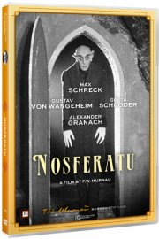 nosferatu - eine symphonie des grauens - 1922 - DVD