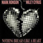 mark ronson & miley cyrus - nothing breaks like a heart - Vinyl / LP