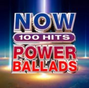 - now 100 hits power ballads - cd