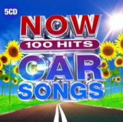 - now 100 hits - car songs - cd