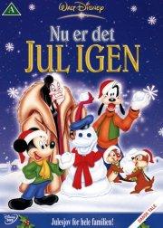 nu er det jul igen - disney - DVD