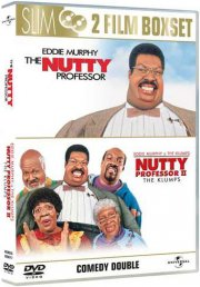 nutty professor 1 // nutty professor 2 - DVD