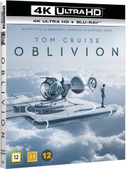 oblivion - 2013 - 4k Ultra HD Blu-Ray