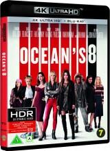 ocean's 8 - 4k Ultra HD Blu-Ray