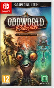 oddworld (complete collection) - Nintendo Switch