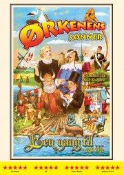 ørkenens sønner: en gang til for prins knud - show 2015 / 2016 - DVD