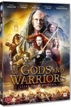 of gods and warriors / viking destiny - DVD