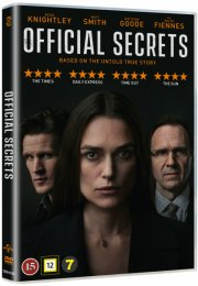 official secrets - DVD
