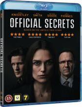 official secrets - Blu-Ray