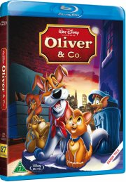 oliver og co - disney - Blu-Ray