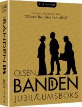 olsen banden box - 50 års jubilæum - Blu-Ray