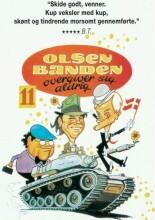 olsen banden overgiver sig aldrig - DVD