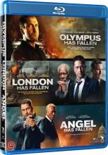 olympus has fallen // london has fallen // angel has fallen - Blu-Ray