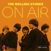 the rolling stones - on air - cd