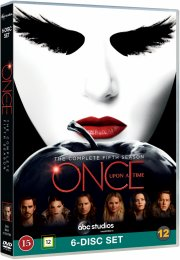 once upon a time - sæson 5 - DVD