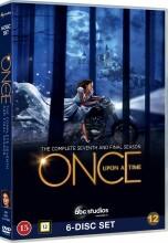 once upon a time - sæson 7 - DVD