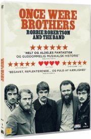once were brothers - robbie robertson and the band - DVD