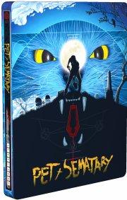pet sematary / ondskabens kirkegård - steelbook - Blu-Ray