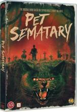 pet sematary / ondskabens kirkegård - DVD