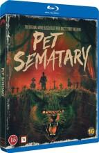 pet sematary / ondskabens kirkegård - Blu-Ray