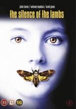 the silence of the lambs / ondskabens øjne - DVD