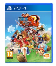 one piece: unlimited world red deluxe - PS4