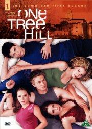 one tree hill - sæson 1 - DVD