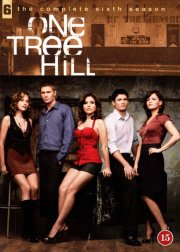 one tree hill - sæson 6 - DVD