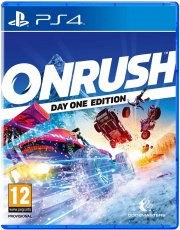 onrush (day one edition) - PS4