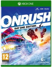 onrush (day one edition) - xbox one