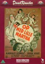 op med lille martha - DVD