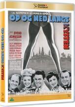op og ned langs kysten - DVD