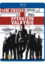 operation valkyrie - Blu-Ray