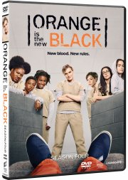 orange is the new black - sæson 4 - DVD