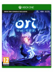 ori and the will of the wisps - nordic - xbox one